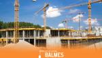 Grúas-Balmes-Barcelona